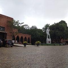 Photo taken at Instituto Ricardo Brennand by Thomaz G. on 10/27/2012