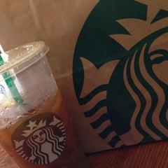 Photo taken at Starbucks by Ron B. on 8/27/2014