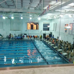 Photo taken at Naperville North High School by Tom N. on 12/13/2014