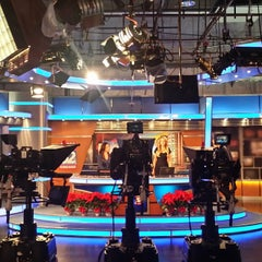 Photo taken at Fox Chicago News - WFLD by Edward S. on 12/23/2013