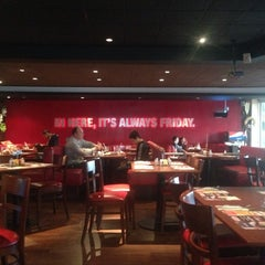 Photo taken at T.G.I. Friday's by Agustín G. on 9/7/2014