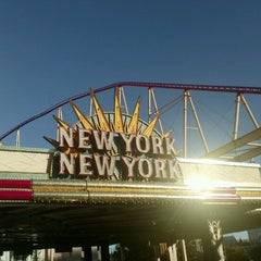 Photo taken at The Roller Coaster by Matt C. on 11/23/2012
