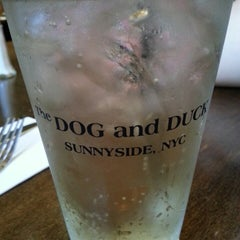 Photo taken at The Dog and Duck by Jonathan O. on 5/10/2013