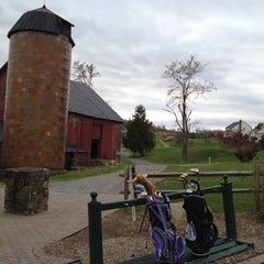 Photo taken at Stoneleigh Golf  & Country Club by Dion H. on 11/3/2012