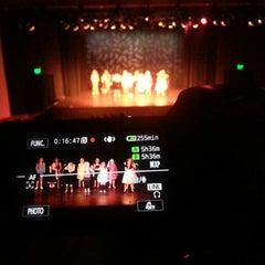 Photo taken at Village Theatre by Sandro R. on 6/12/2013