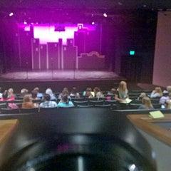 Photo taken at Village Theatre by Sandro R. on 3/12/2014