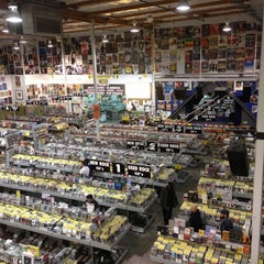 Photo taken at Amoeba Music by R1N_ on 4/18/2013