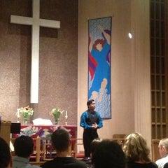 Photo taken at St John's United Church of Christ by Karen S. on 12/3/2012