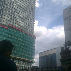 Photo taken at Centre Point by Dan C. on 8/22/2014