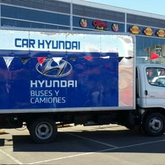 Photo taken at Hyundai Colombia Automotriz by Andres F. on 7/22/2015