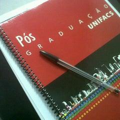 Photo taken at UNIFACS - Universidade Salvador by Henrique C. on 10/9/2012