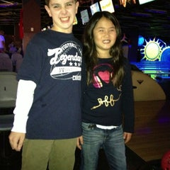 Photo taken at New Roc n Bowl at Funfuzion New Roc City by Craig T. on 11/25/2012