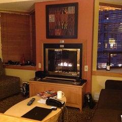 Photo taken at Mountainside Lodge by Dawn Z. on 12/17/2013