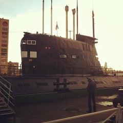 Photo taken at Подводная лодка «Б-413» by Алексей Г. on 10/28/2012