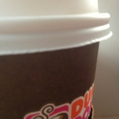 Photo taken at Dunkin Donuts by Shirley F. on 1/13/2013