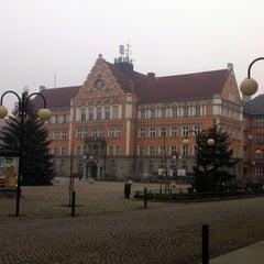 Photo taken at Náměstí ČSA by Jiri S. on 12/31/2013
