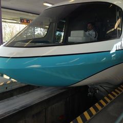 Photo taken at Monorail Teal by Keith W. on 3/10/2013