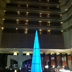Photo taken at The Westin Hyderabad Mindspace by Andrew A. on 12/9/2012