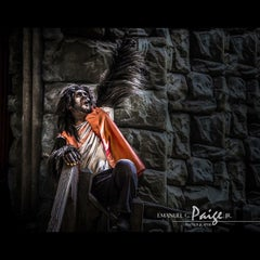 Photo taken at Beetlejuice's Graveyard MashUp by Paige on 3/19/2015