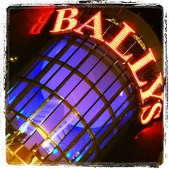 Photo taken at Bally's Casino & Hotel by Paige on 4/1/2013