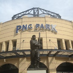 Photo taken at PNC Park by Brian M. on 8/17/2013