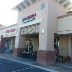 Photo taken at Habaneros Mexican Grill by B. A. on 10/16/2012