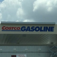 Photo taken at Costco Gas by Ronnice M. on 8/20/2013