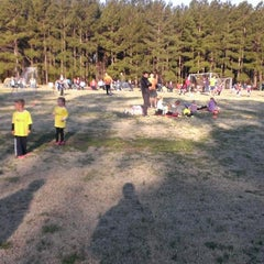 Photo taken at YAKS Soccer Complex by Robert on 3/15/2014