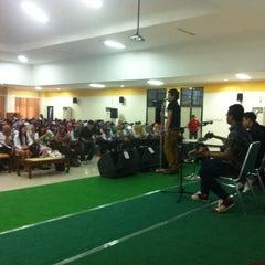 Photo taken at IKIP PGRI Semarang by Wing Wahyu W. on 12/3/2013