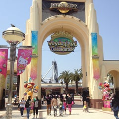 Photo taken at ユニバーサル・スタジオ・ジャパン (Universal Studios Japan / USJ) by KEI 8. on 5/6/2013