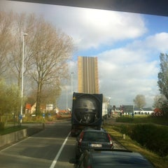 Photo taken at Herdersbrug by Thierry O. on 11/7/2012