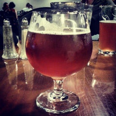 Photo taken at Broadway Brewery by Haley L. on 9/16/2012