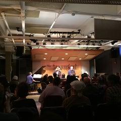 Photo taken at Jazzschool by Eduardo C. on 1/20/2015