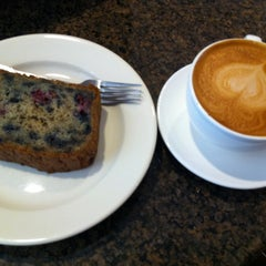 Photo taken at Blue State Coffee by Leanna M. on 7/17/2013