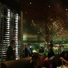 Photo taken at Lincoln Ristorante by Stella K. on 1/20/2013