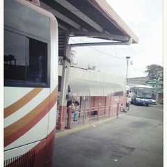 Photo taken at Terminal de buses Ciudad Colon - Puriscal by Erick G. on 5/9/2014