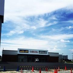 Photo taken at ケーズデンキ つくば研究学園店 by Washo I. on 9/21/2014