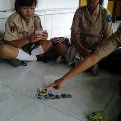 Photo taken at SMAN 7 Surakarta by Wiratama on 10/20/2012