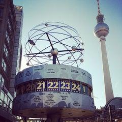 Photo of Alexanderplatz in Berlin, Ge, DE