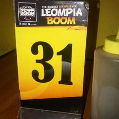 Photo taken at Kedai Loempia Boom by Nursyamsurya J. on 3/1/2013