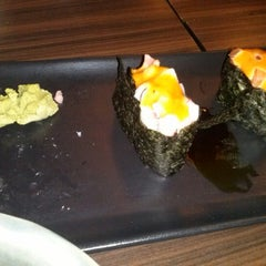 Photo taken at Sushi Nobu by Maerliani D. on 1/7/2013