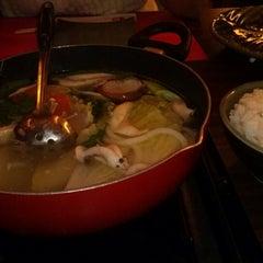 Photo taken at Sushi Nobu by Maerliani D. on 1/7/2013