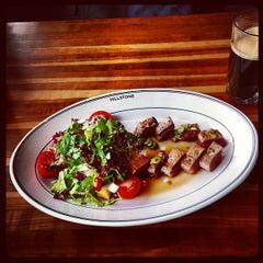 Photo taken at Hillstone Restaurant by Ivar M. on 4/7/2013