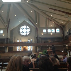 Photo taken at St Anne's Catholic Church by Janis W. on 6/29/2013