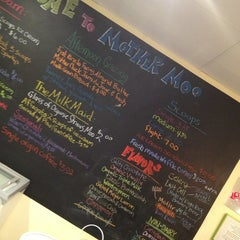 Photo taken at Mother Moo Creamery by Katy T. on 1/1/2013