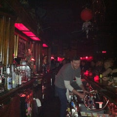 Photo taken at Burgundy Room by Lisa M. on 1/31/2013