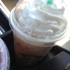 Photo taken at Starbucks by Kelli N. on 9/30/2012