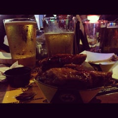 Photo taken at Buffalo Wild Wings by German N. on 10/24/2012