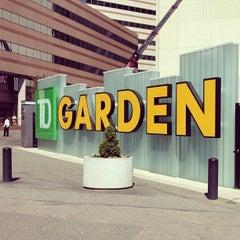 Photo taken at TD Garden by Mohammed S J. on 5/7/2013