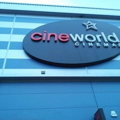 Photo taken at Cineworld by gof on 3/20/2013